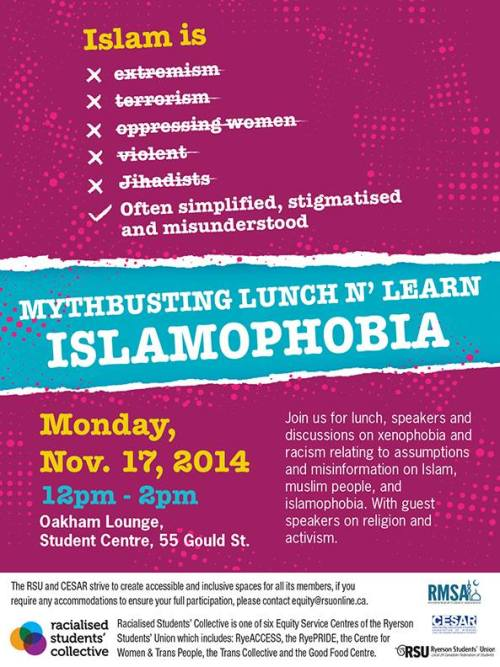 Ryerson_Islamophobia_Nov2014